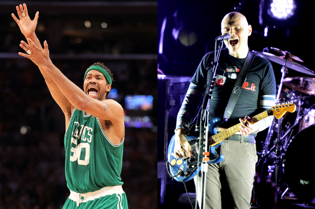 39. Rasheed Wallace (New York Knicks) is Billy Corgan (Alternative Diaspora)