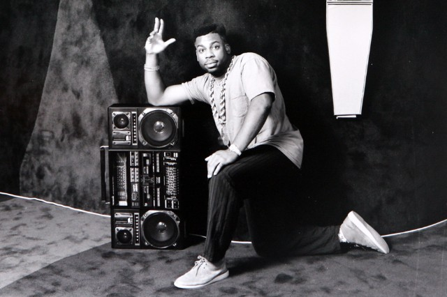 Jam Master Jay / Photo by Getty Images