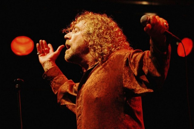led zeppelin robert plant celebration day