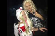 Nickelback Bro Disses Sum 41 Guy for Avril Lavigne Costume