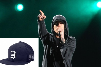 Eminem / Photo by Getty Images