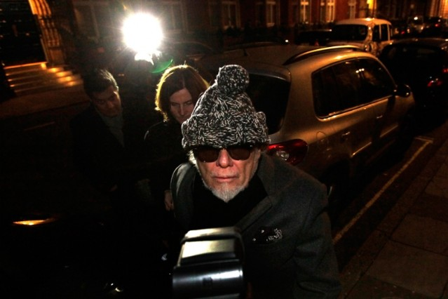 Gary Glitter Arrested BBC Child Sex Abuse Scandal
