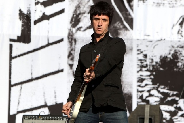 johnny marr, solo album, the messenger