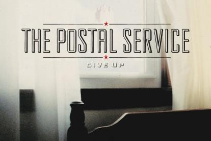 Postal Service Give Up Sub Pop platinum decade