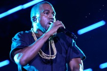 Kanye West / Photo by Getty Images