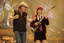 AC/DC / Photo by Getty Images