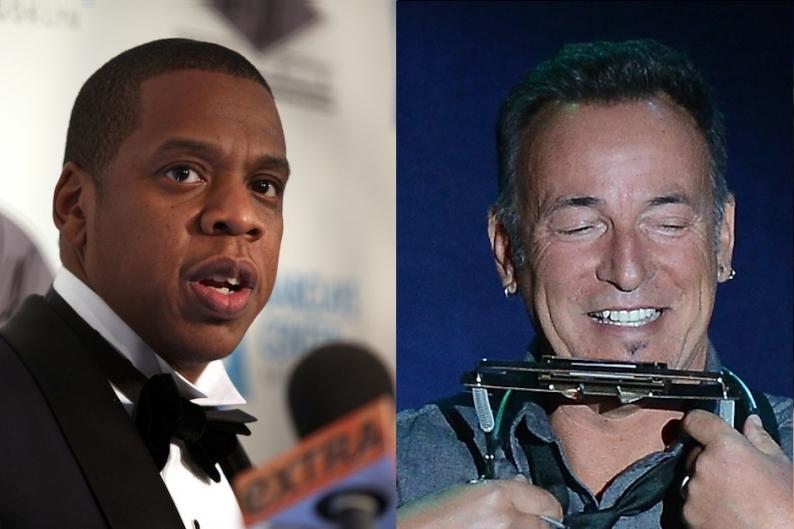 Jay-Z Bruce Springsteen Obama