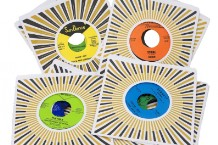 Spin the many, many black circles: A handful of Numero Omnibus 45s