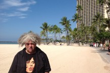 Buzz Osbourne / Photo courtesy of the Melvins