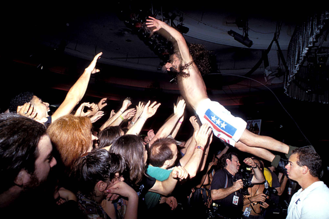 Soundgarden / Photo by Getty Images
