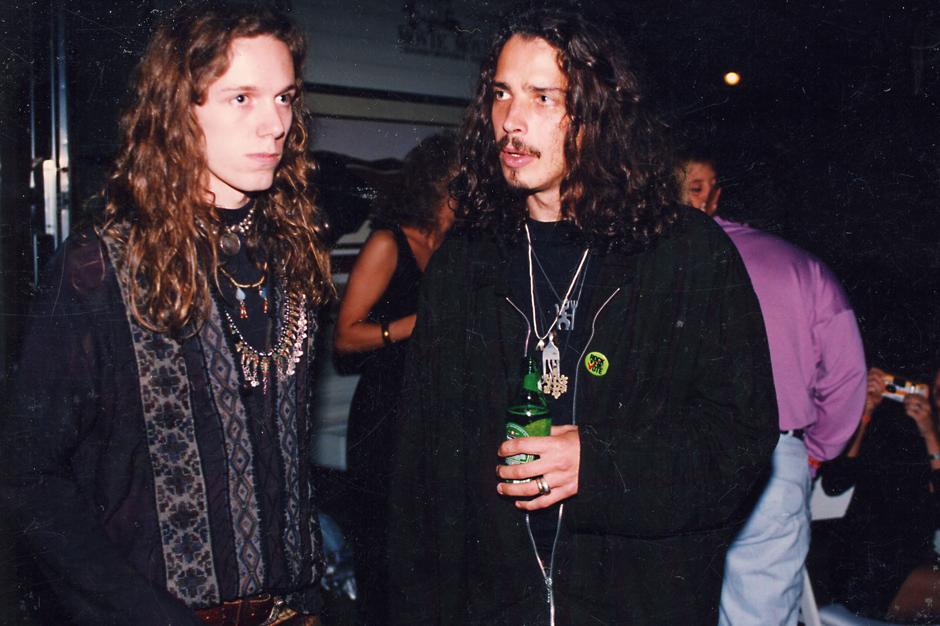 Soundgarden Promo Print, 1992   Wolfgang's