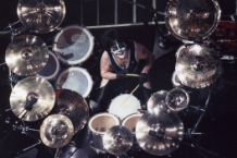 Peter Criss / Photo by Peter and Gigi Criss