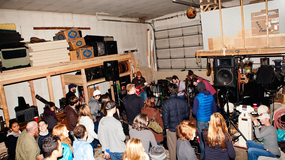 Anchorage's Garageapalooza Festival / Photo by Nathaniel Wood