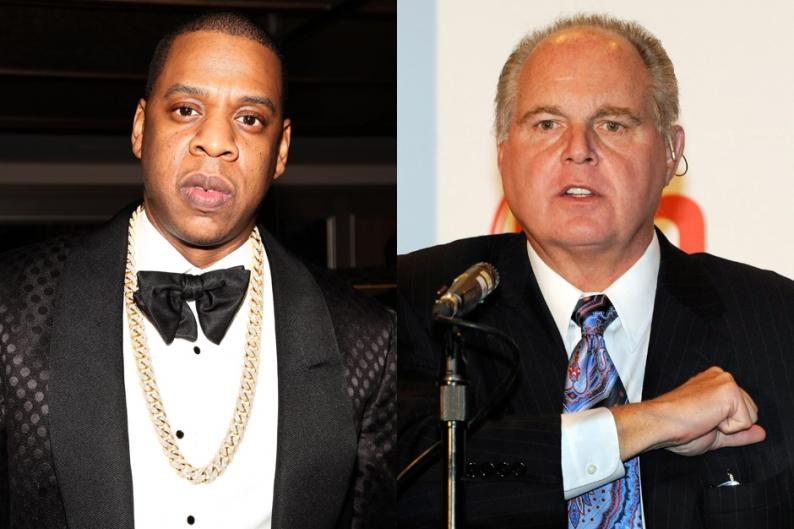 Rush Limbaugh Obama Jay-Z 99 Problems