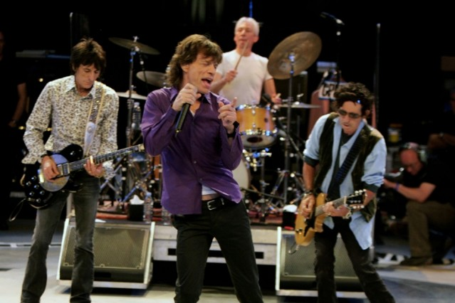 Rolling Stones One More Shot Stream