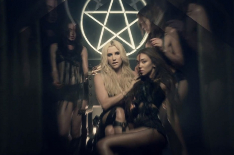 Wife into satanic orgies
