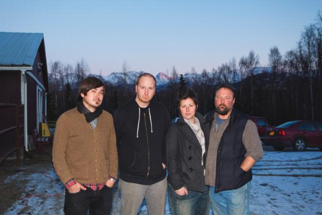 The Meg Mackey Band / Photo by Nathaniel Wood