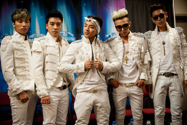 BigBang / Photo by Ryan Muir