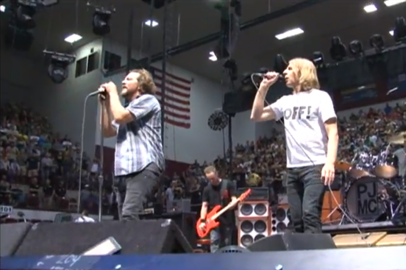 Pearl Jam Inaugurate 'Instant Classics' Bootleg Series With Montana