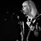 Dum Dum Girls and White Arrows Are 'Unmuted' At SPIN Music Group Bash