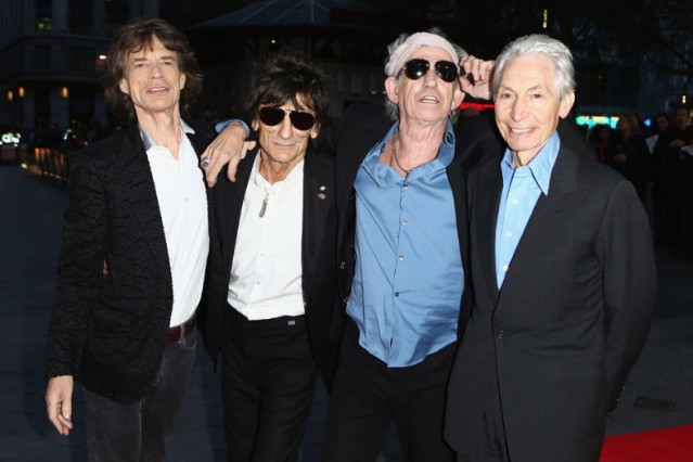 Rolling Stones New York Barclays 50 and Counting