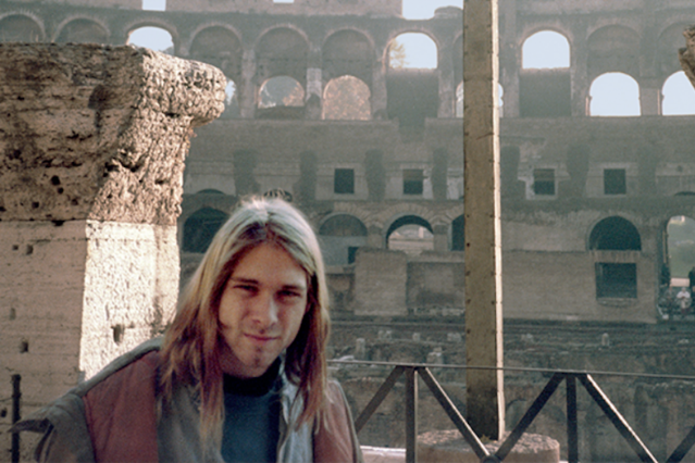 Kurt Cobain 'Experiencing Nirvana'