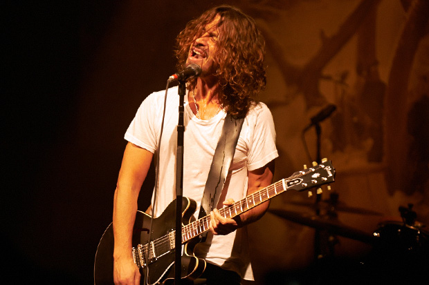Soundgarden/Photo by Matt Elllis