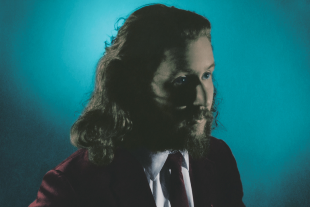 Jim James / Photo by Neil Krug