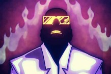 Captain Murphy Cartoon Rap Villain Duality NSFW