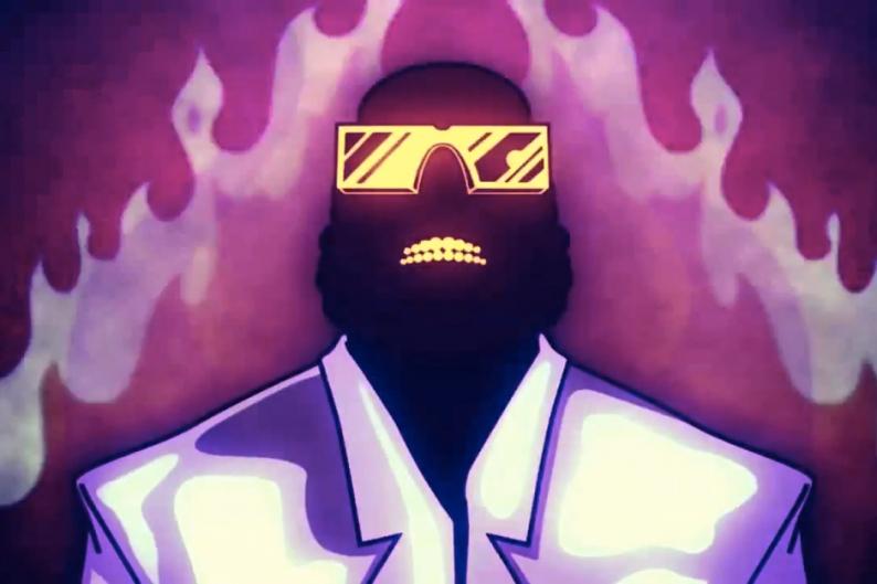 Captain Murphy Cartoon Rap Villain Duality NSFW