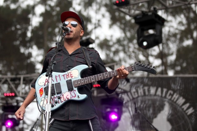 rage against the machine, tom morello