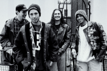 Rage Against the Machine photographer in London, 1992 / Photo by Sony Music Archive/Getty/Mark Baker