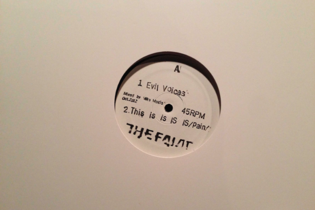 "The Faint's ""Evil Voices"""