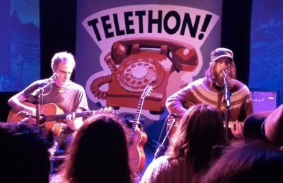 See Jeff Mangum and Fugazi's Guy Picciotto Play 'Occupy' Telethon