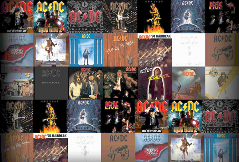 Back In Aac Ac Dc S Catalog Finally Comes To Itunes Spin