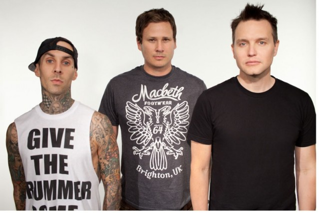 blink-182, dogs eating dogs