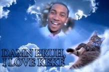Lil B KeKe Cat Rap Based God