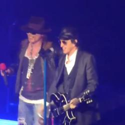 Guns N' Roses End Las Vegas Residency Joined by Former Guitarist (Nope, Not Slash)