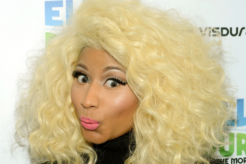 Nicki Minaj Target Walmart Pink Friday: Roman Reloaded The Re-Up