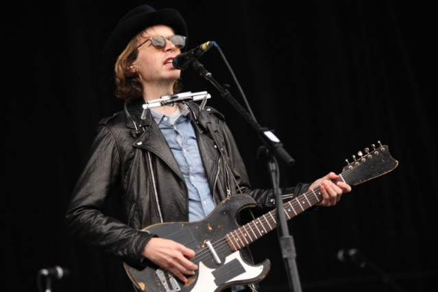 beck, song reader