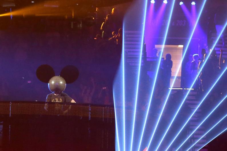 Deadmau5 EDM Interview Disco Event Driven Marketing