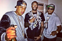 Jay-Z, Meek Mill, and Young Chris