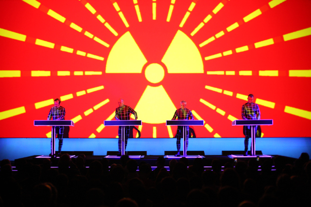 Kraftwerk make the atomic leap to 3D