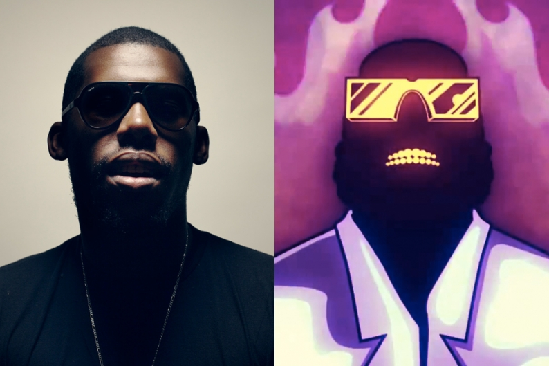 flying lotus is captain murphy drops �tiny tortures