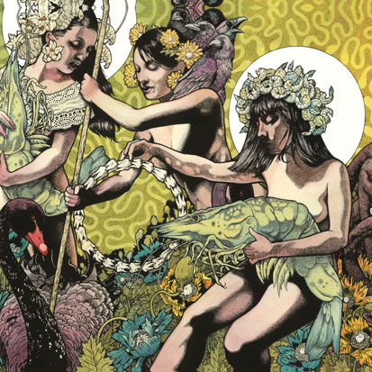 Baroness - <i>Yellow & Green</i> (Relapse)