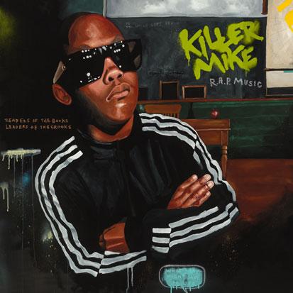 Killer Mike <i>R.A.P. Music</i> (Williams Street)