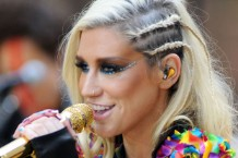 Ke$ha, 'Warrior' (RCA)