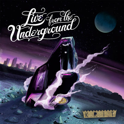 Big K.R.I.T. - <i>Live From the Underground</i> (Def Jam)