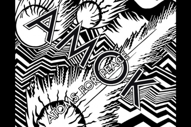 Atoms for Peace Amok Thom Yorke Flea cover track list