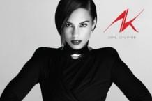 Alicia Keys, 'Girl on Fire' (RCA)